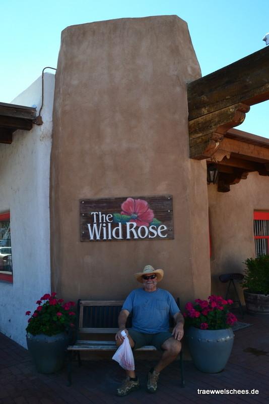 """Meine """"Wilde Rose von Texas"""" ;-))"""