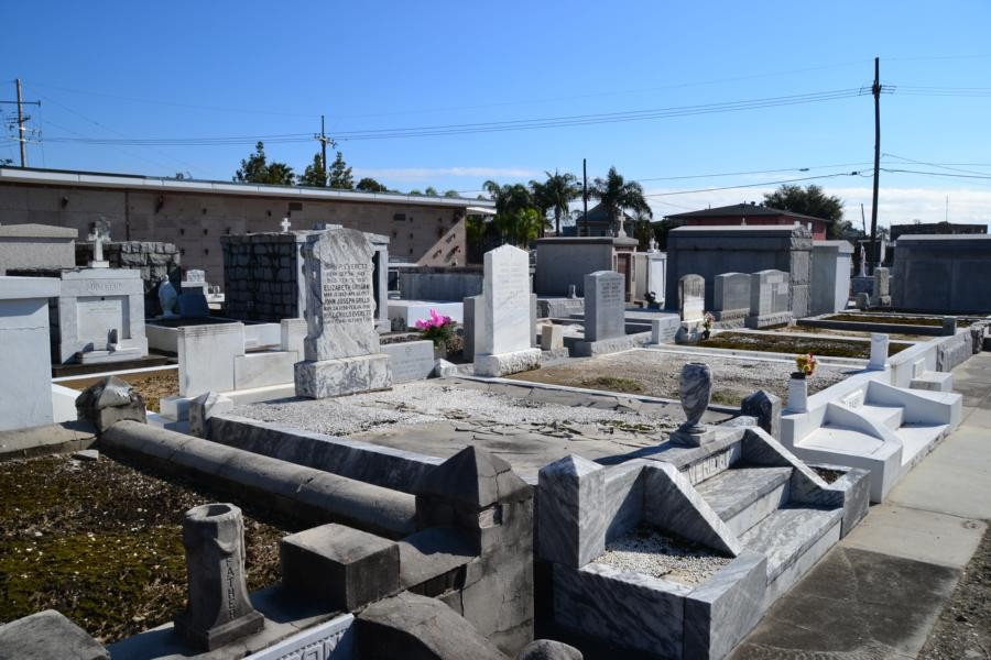 New Orleans: Friedhof