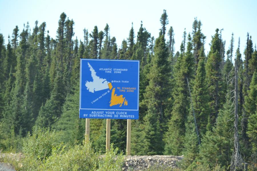 1800 Km Labrador Highway nach Aussage der Kanadier wer den überlebt ist einechter Off Roader