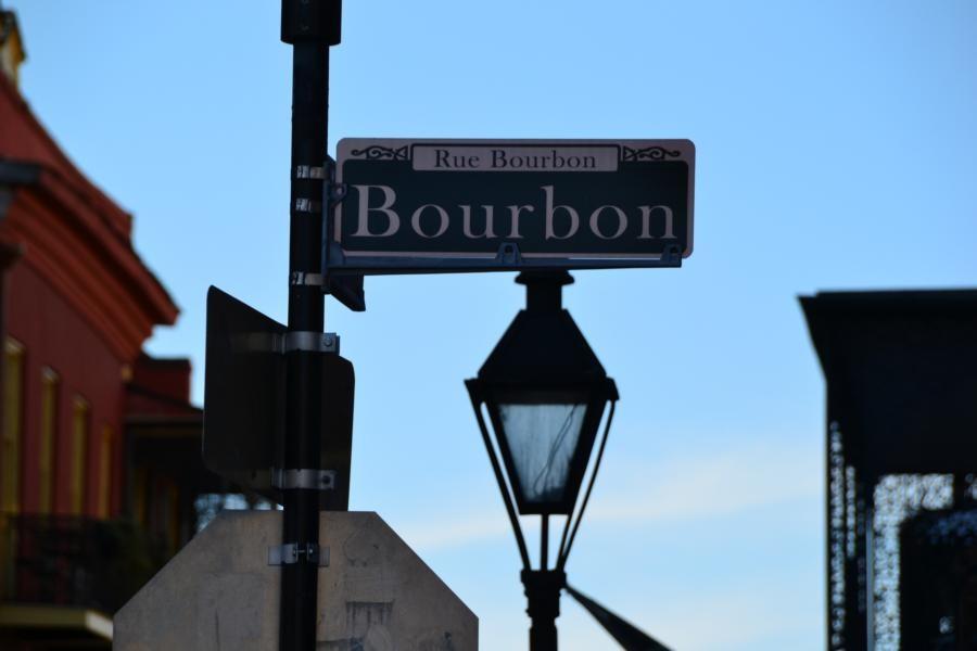 New Orleans: Die berühmte Bourbon Street