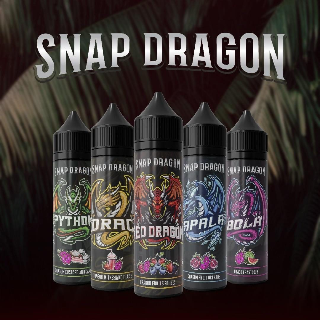 L'expérience Snap Dragon commence !