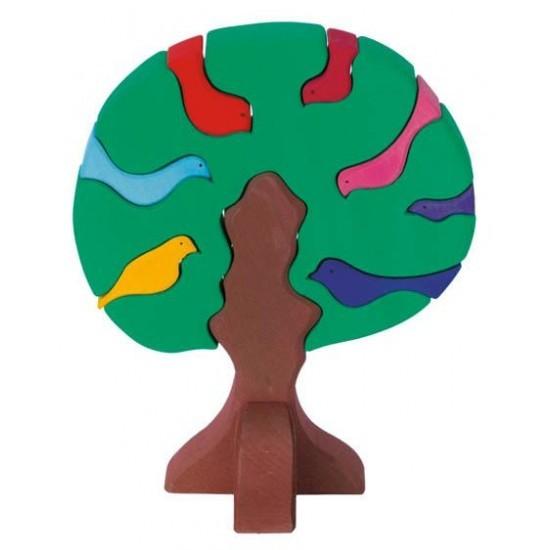 arbre aux oiseaux Gluckskafer