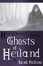 Ghosts of Heiland on Amazon