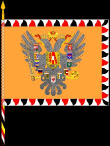 Fahne des Grenadierregiments 134