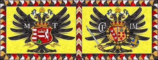 DM Regimentsfahne 1743
