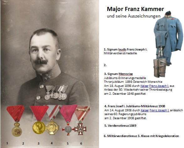 Kommandant 1. Marschkompanie im 1. Marschbataillon Infanterieregiment 4 Hoch- und Deutschmeister