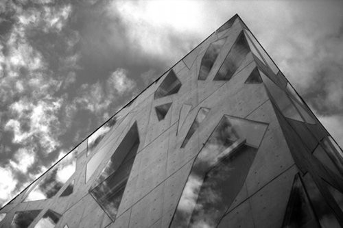 Tokyo, Tod's Omotesando Building - 2006