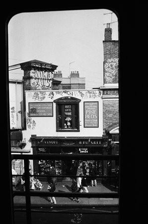 Londra, Camden Town - 1996