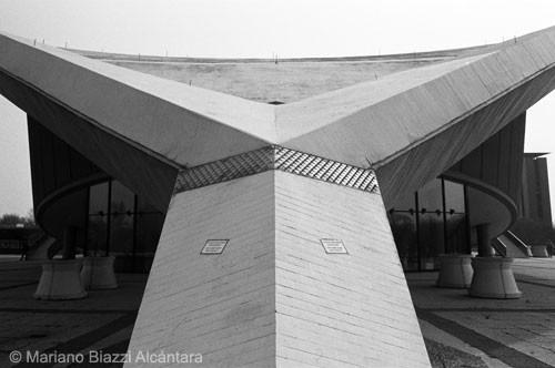 Berlino, Haus der Kulturen der Welt – 1994