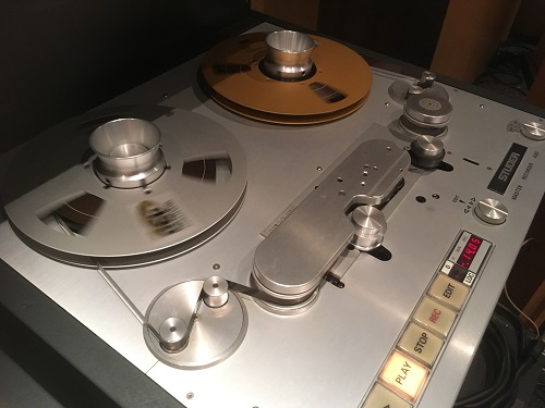 アナログテープ
