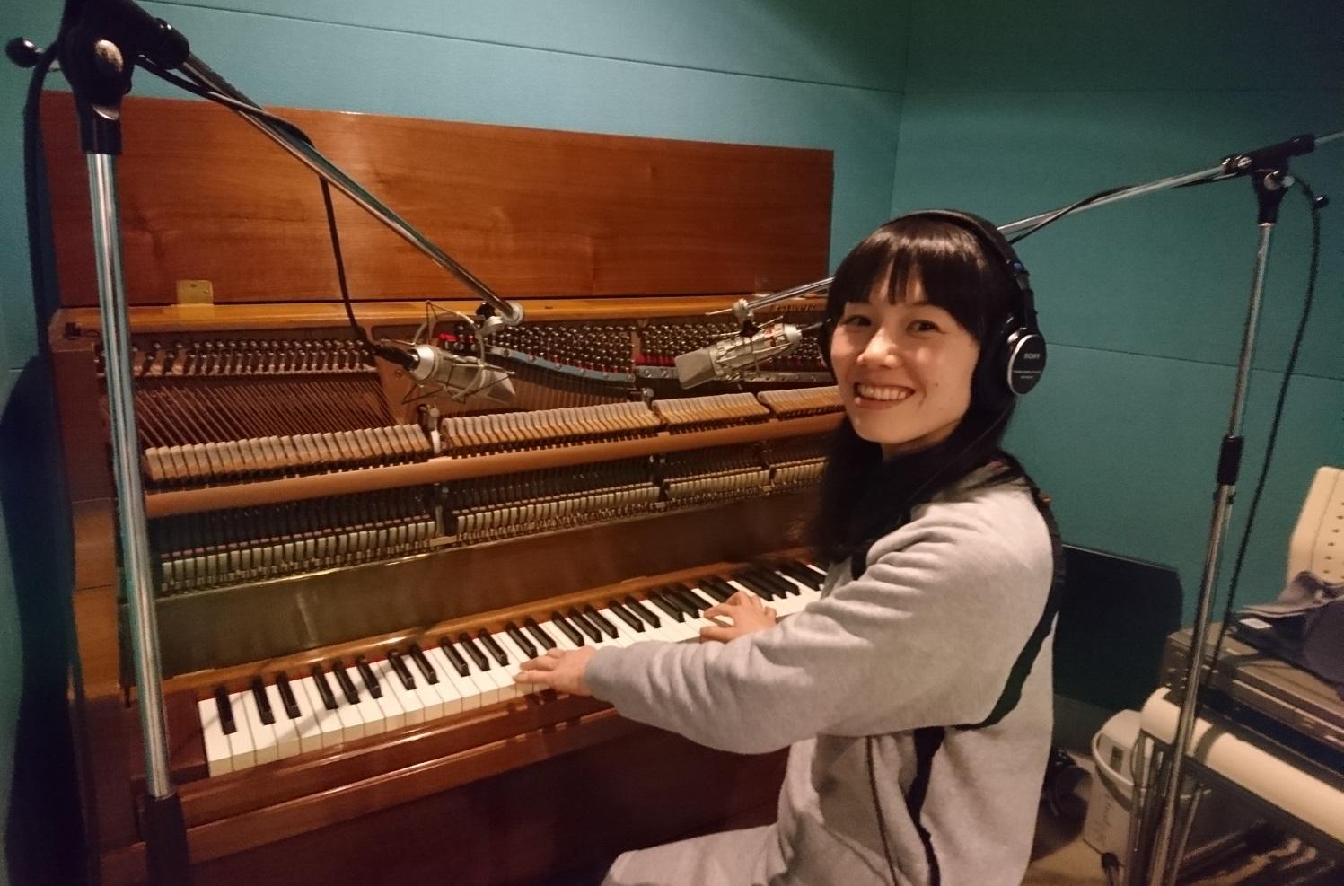 あのCMソングでもお馴染み!ピアノポップSSWのリカロープ、今を生きるうた「ひらけふたば」を本日デジタルリリース!