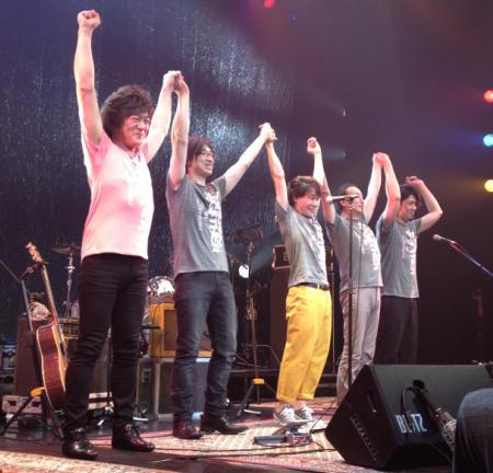 "2013.7.17 Wed. 赤坂BLITZ/LIVE TOUR 2013 ""Banding Together """