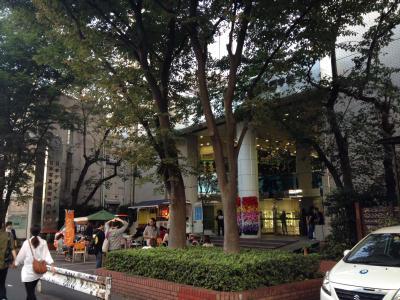 会場の日本デザイナー学院