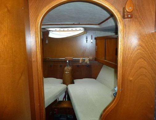 Kabine Vorschiff