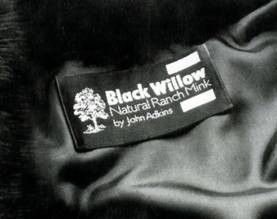 Black Willow Mink