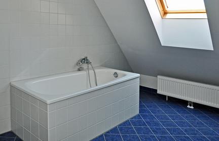 Badzimmerfugen nach Sanierung
