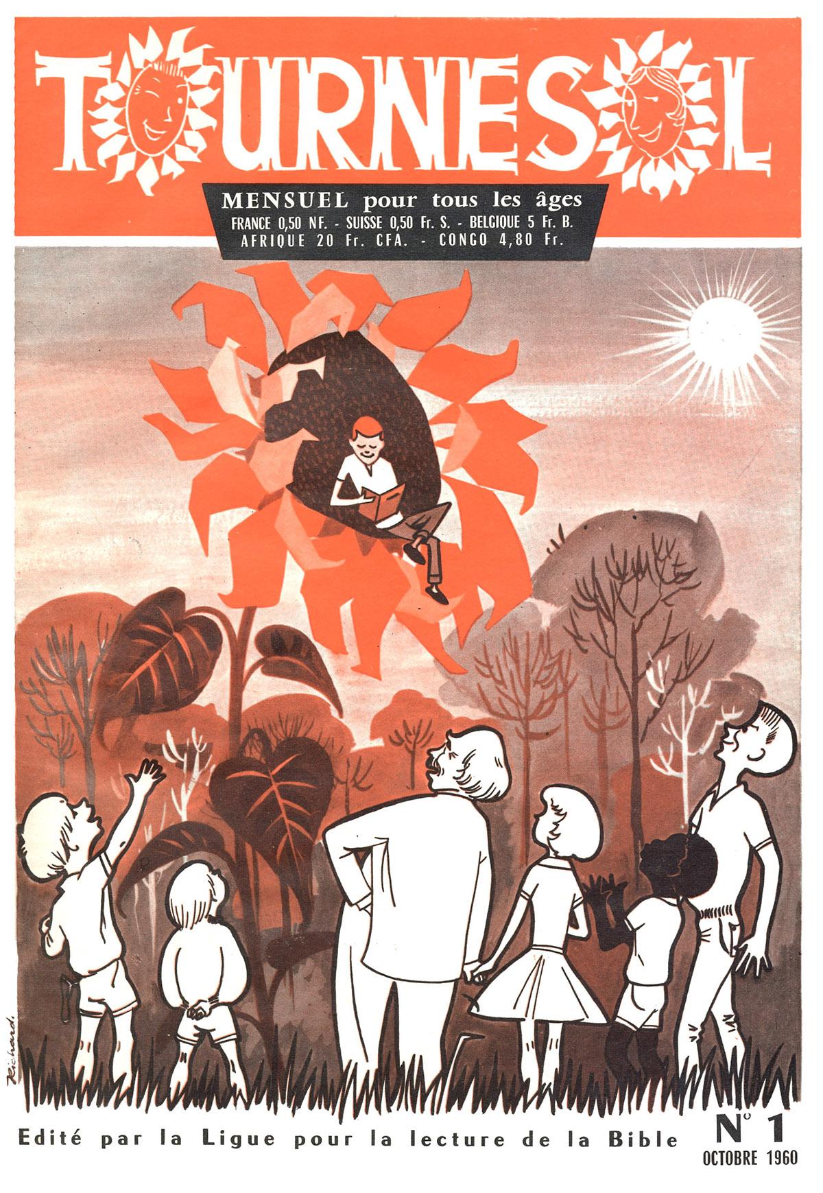 Tournesol - 1960