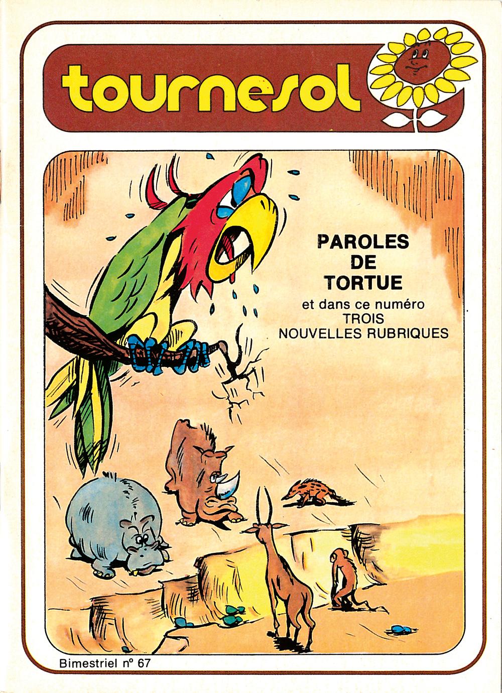 Tournesol - 1978
