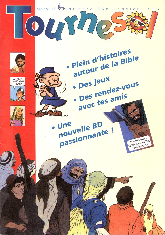 Tournesol - 1998
