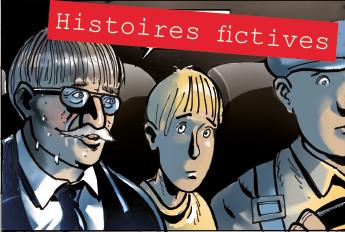 BD Histoires fictives