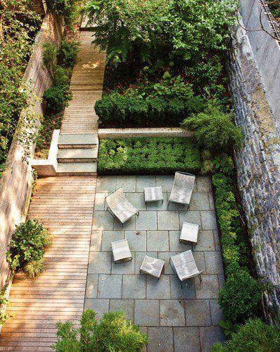 Création terrasse design en provence