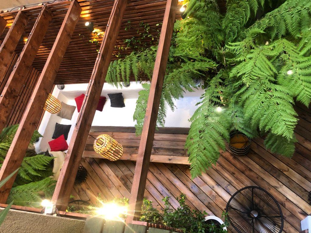 aménagement patio design
