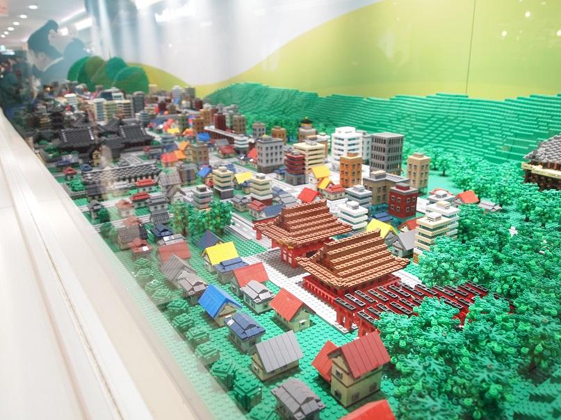 レゴの京都