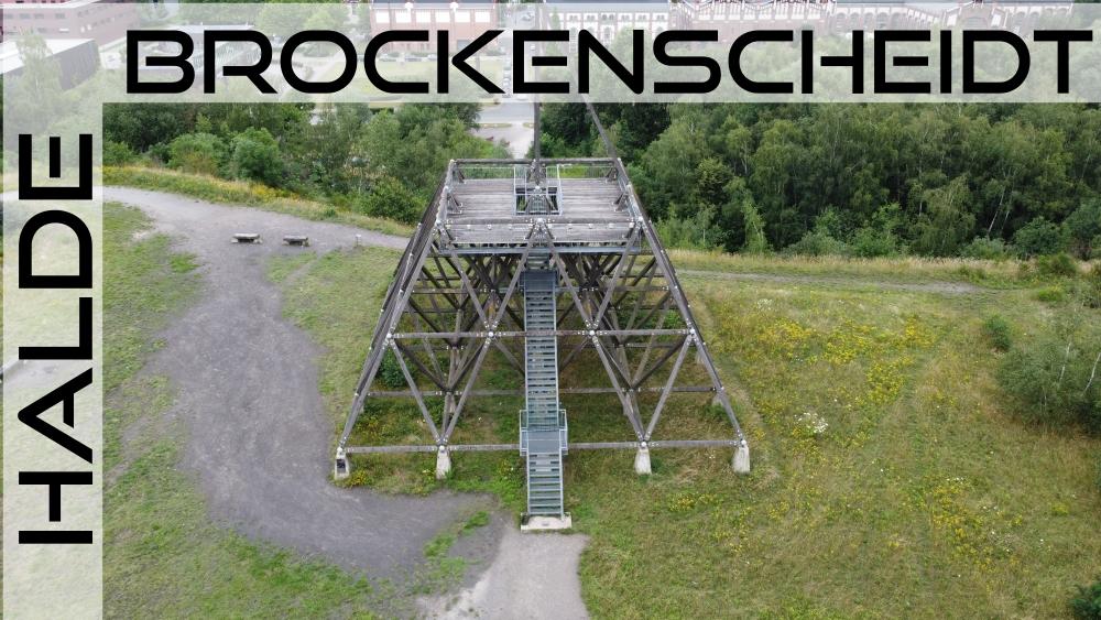Spurwerkturm   Halde Brockenscheidt