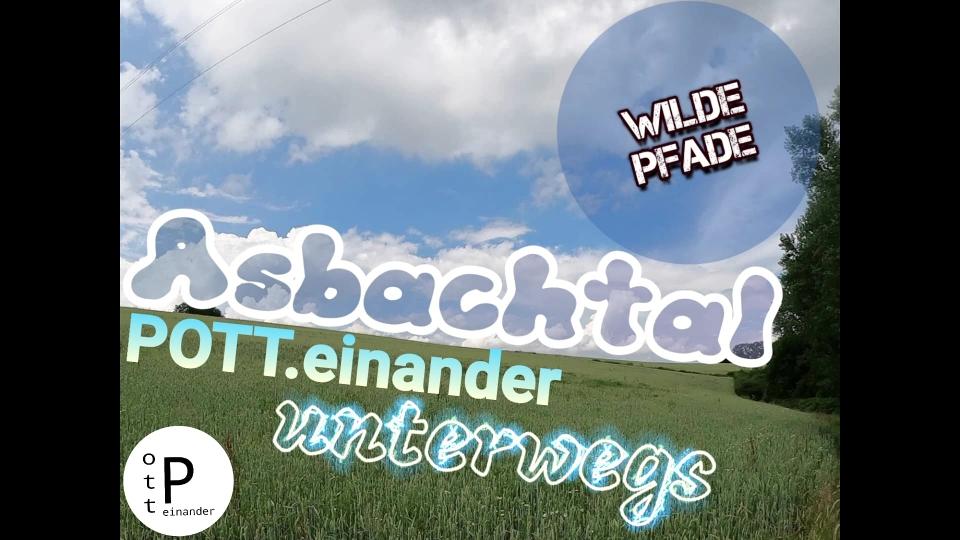 Das Asbachtal in Essen Kupferdreh-Dilldorf! - Ein Wanderparadies.