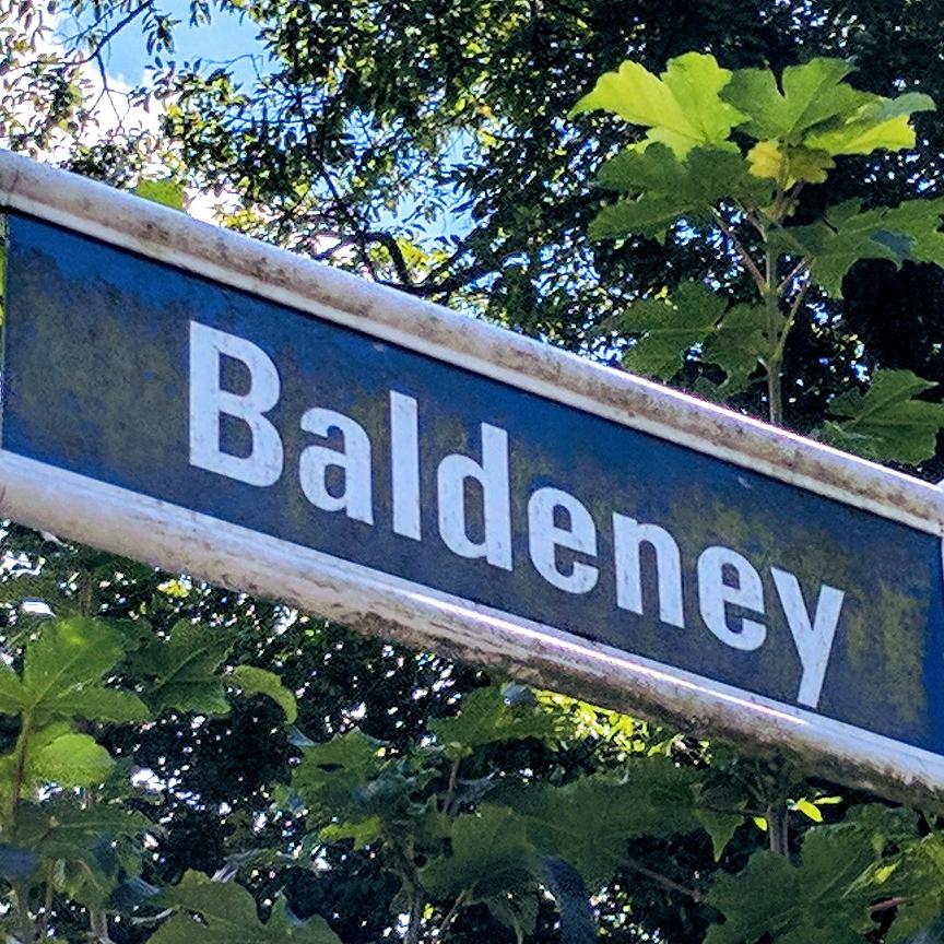 """Baldeney"" Wat sonst? 🌊"