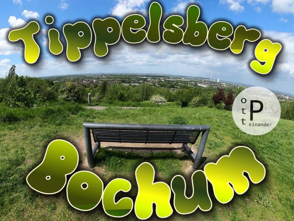 Ausblick vom Tippelsberg in Bochum