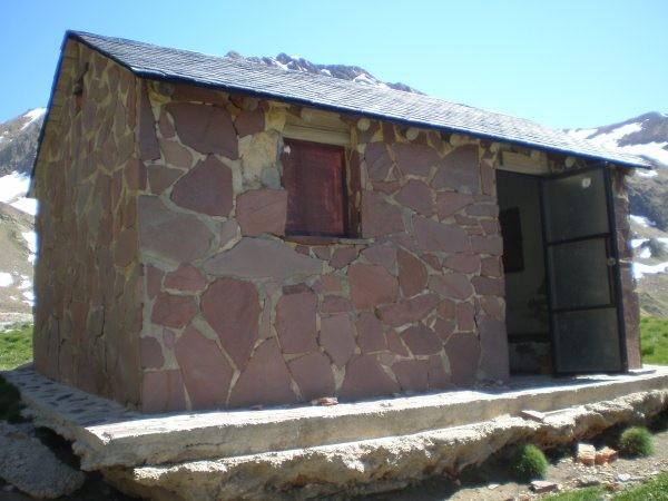Cabaña de Añes Cruces