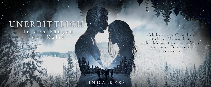 Linda Kess Website // Unerbittlich: In den Fängen der Kälte // Willkommen