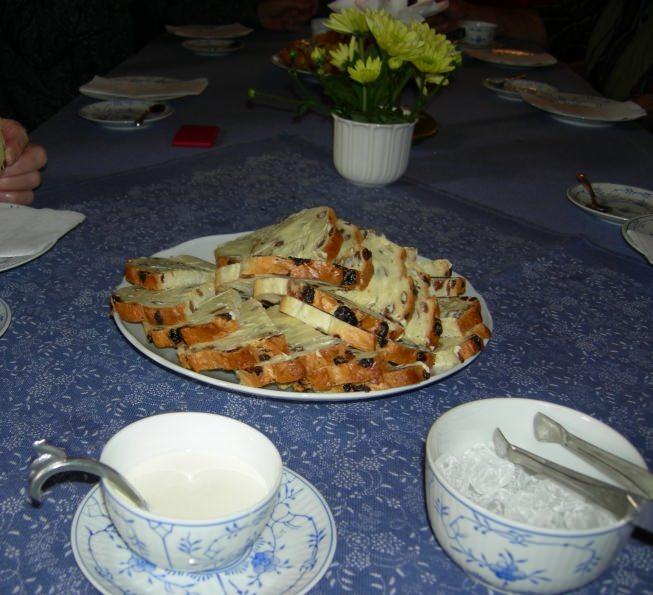 Ostfriesen Tee mit Krintstut