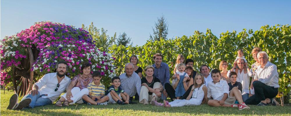 Foto di famiglia del 2014
