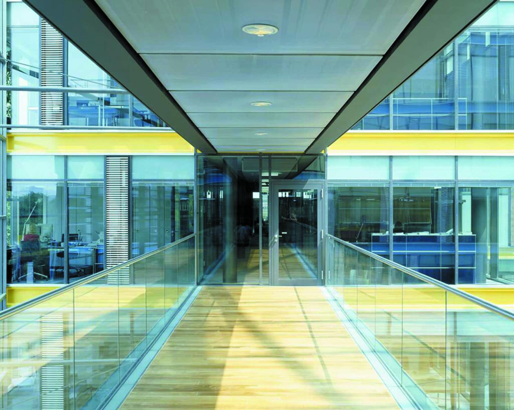 Bodenbelag für Deloitte in Düsseldorf