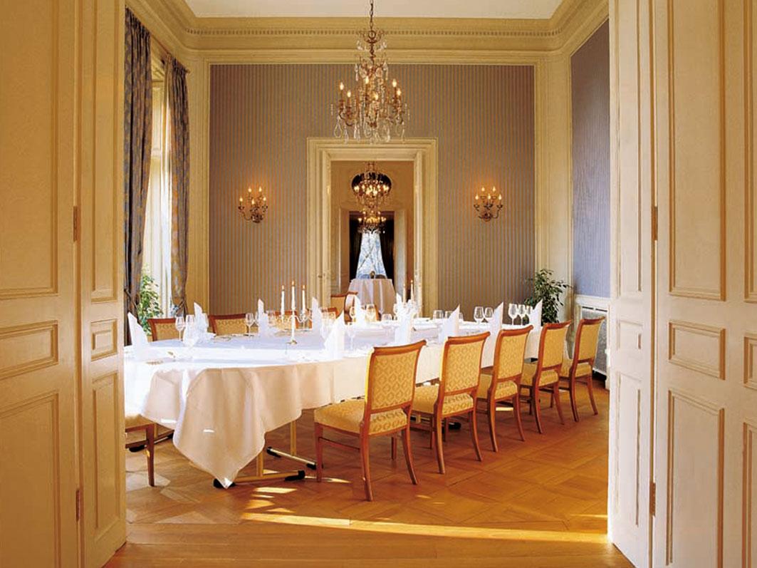 Bodenbelag und Parkett für die Villa Rothschild in Königsstein