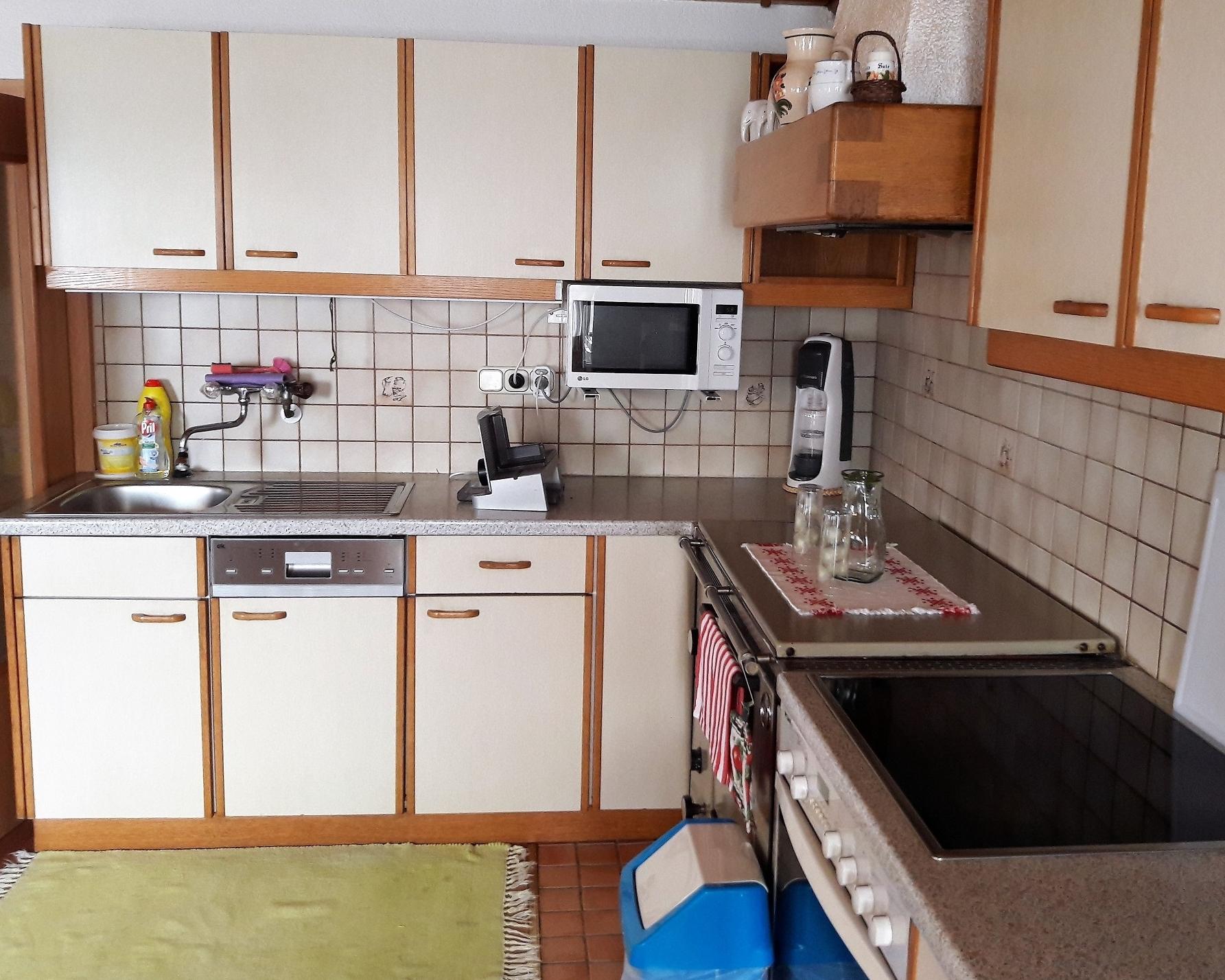 Küche (c) Maria Felhofer | web-maria.com