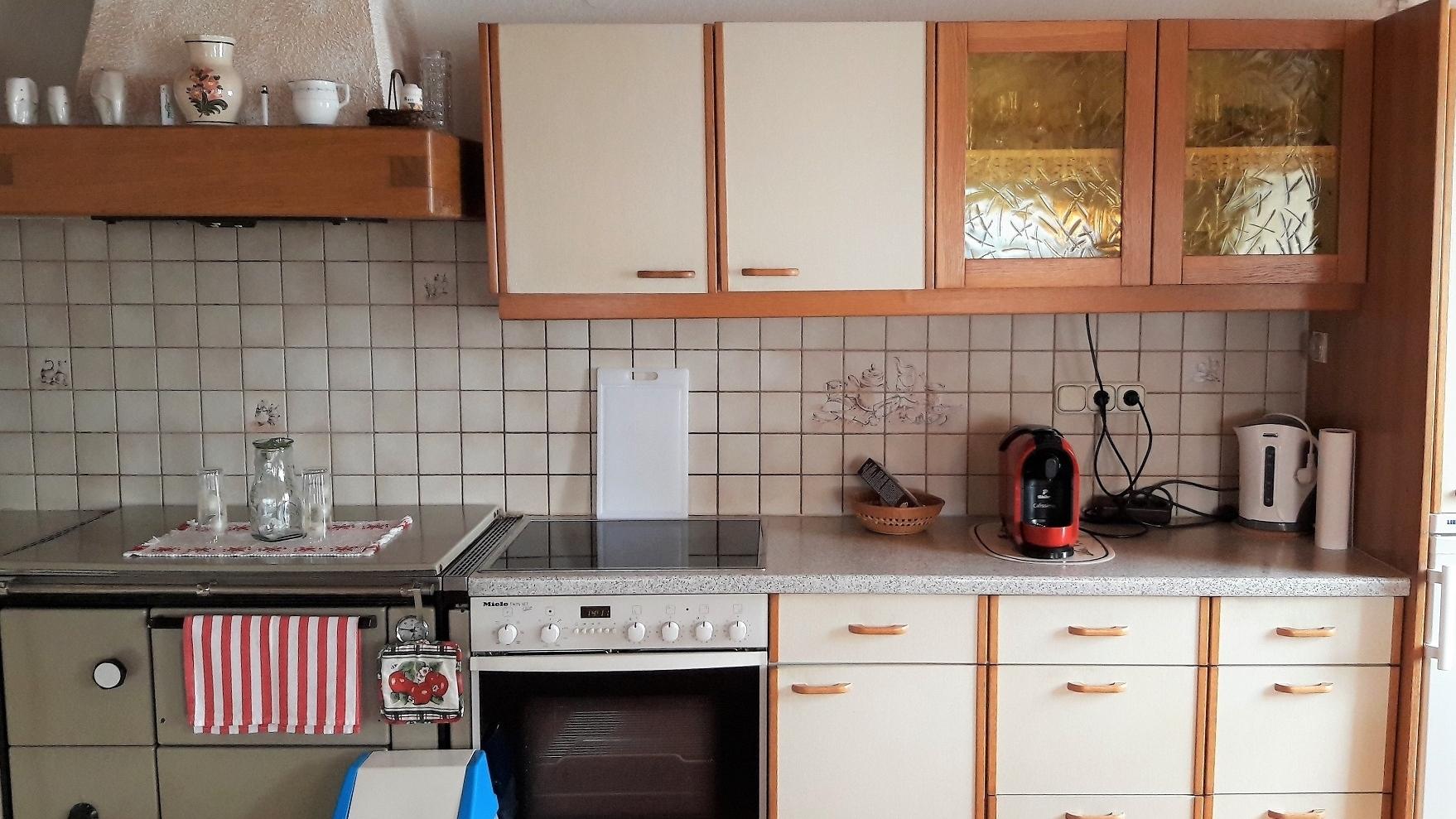 Bestens ausgestattete Küche (c) Maria Felhofer | web-maria.com