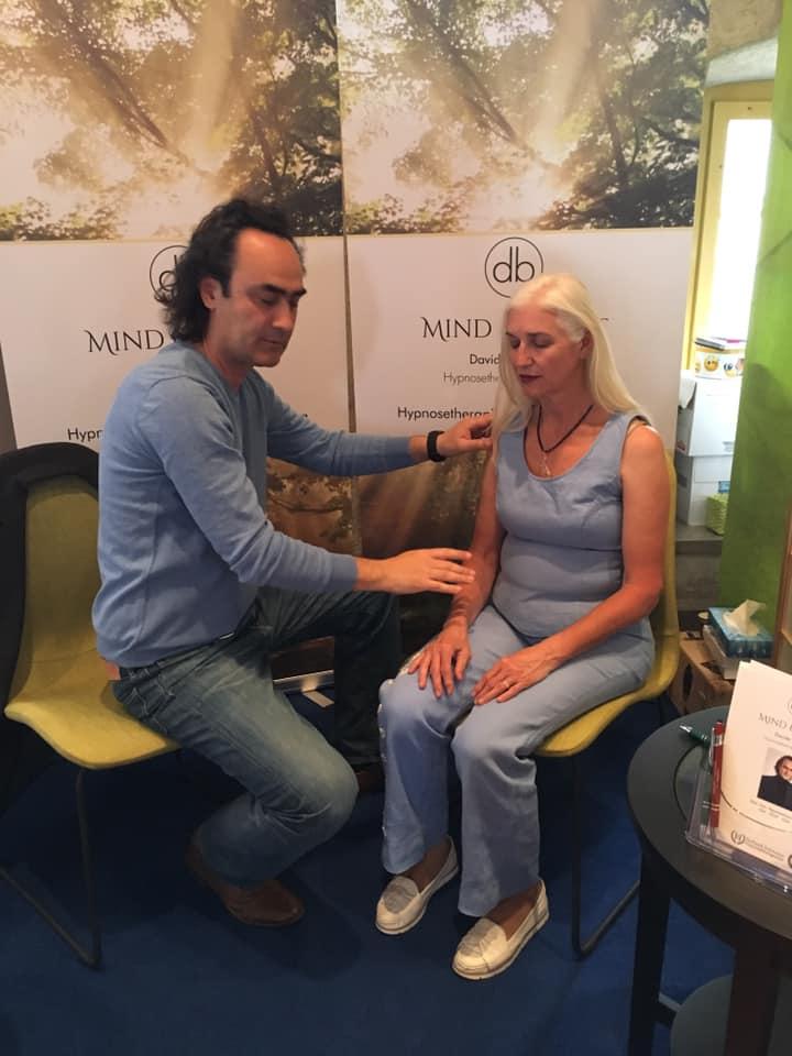 LIVE Hypnose - Gesundheitsmesse