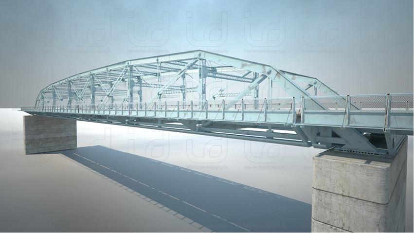 Pennsylvania Trussing Bridge