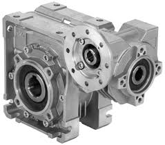 Reductor combinado tandem Traitec para motor eje hueco agujero