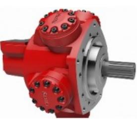 Motor hidráulico Staffa
