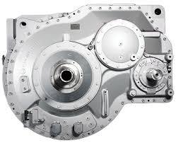 Gearbox eólico Alstom aerogenerador