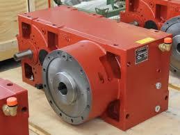 Reductor extrusora gearbox Zambello
