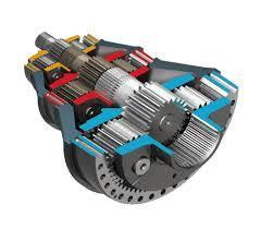 Planeta, solar, satélite y otros repuestos para motor y reductor Brevini