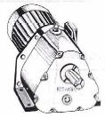 Recambios y repuestos para despiece catálogo reductor Mecantex y motor