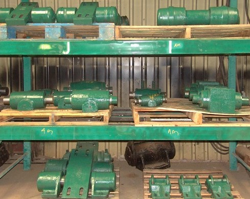 Used spare parts Lufkin
