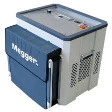 Certificación y ajuste equipamiento avería Megger