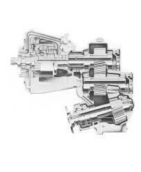 Marino Mekanord motor reductor